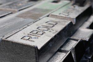 Produzione di leghe di zinco